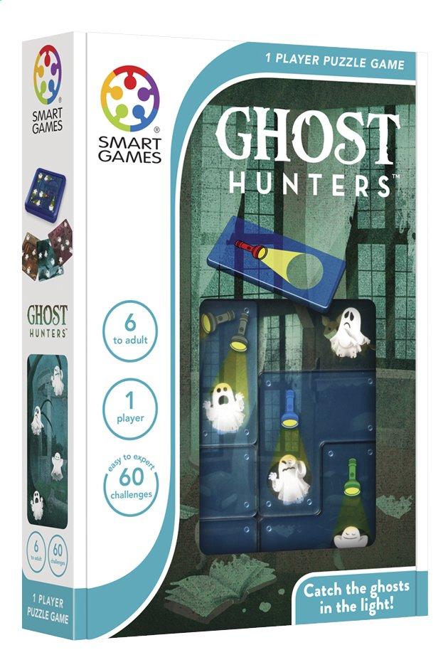 Image pour Ghost Hunters à partir de ColliShop