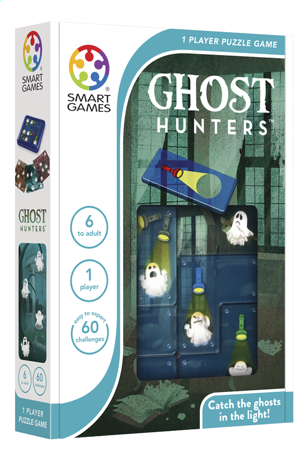 Afbeelding van Ghost Hunters from ColliShop