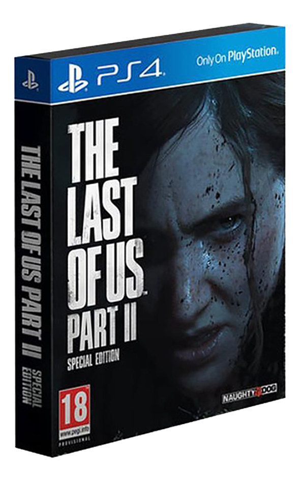 PS4 The Last of Us Part II Special Edition FR/ANG