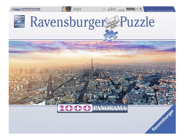 Afbeelding van Ravensburger panoramapuzzel Parijs in het ochtendlicht from ColliShop