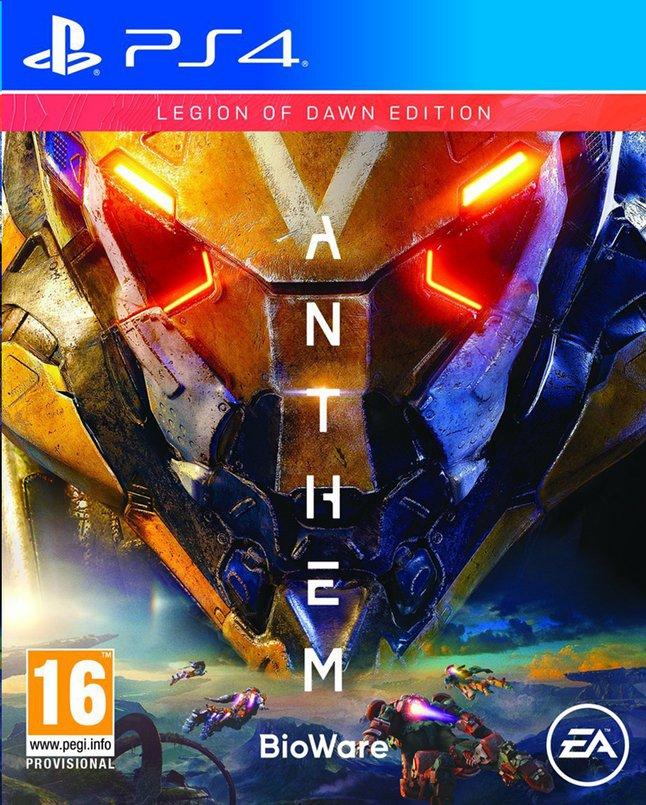 Image pour PS4 Anthem Legion of Dawn Edition FR/ANG à partir de ColliShop
