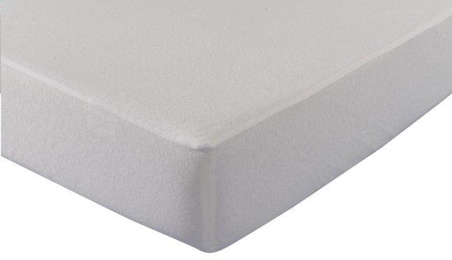 Image pour Inch Protège-matelas (housse) Luton molleton 80 x 200 cm à partir de ColliShop