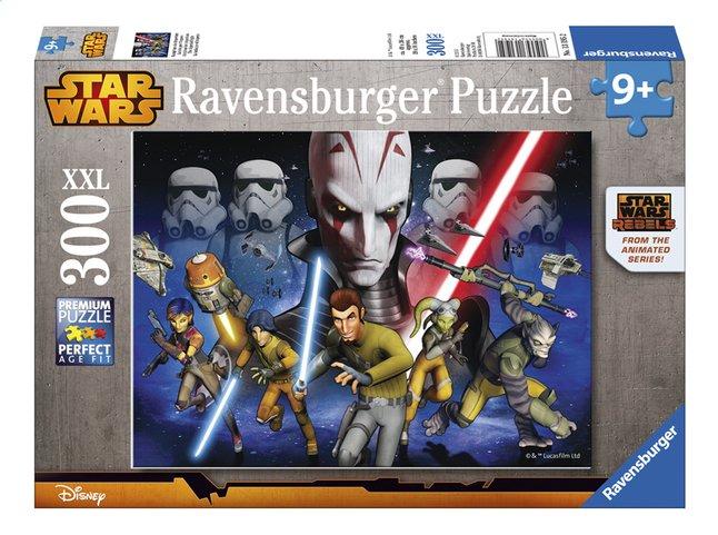 Afbeelding van Ravensburger XXL puzzel Disney Star Wars The imperial flight from ColliShop