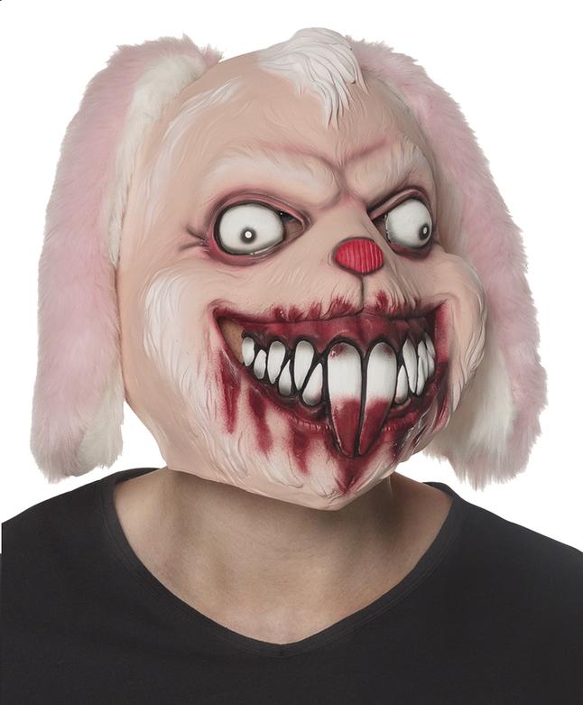 Afbeelding van Masker Creepie konijn from ColliShop