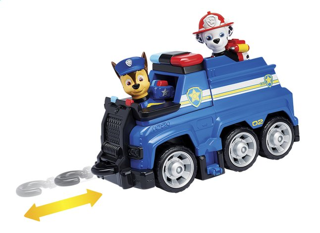 Afbeelding van PAW Patrol Ultimate Rescue Chase Police Cruiser from ColliShop