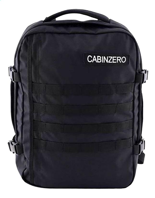 Afbeelding van CabinZero reistas Military Absolute Black 42 cm from ColliShop