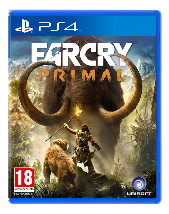 Afbeelding van PS4 Far Cry Primal ENG/FR from ColliShop