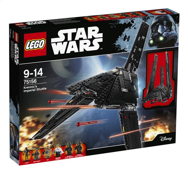 Afbeelding van LEGO Star Wars 75156 Krennic's Imperial Shuttle from ColliShop