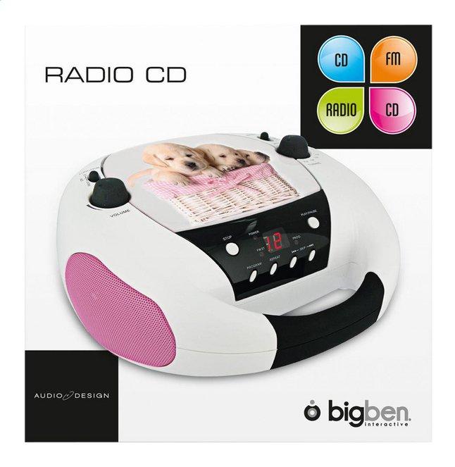 Afbeelding van bigben radio/cd-speler CD52 honden from ColliShop