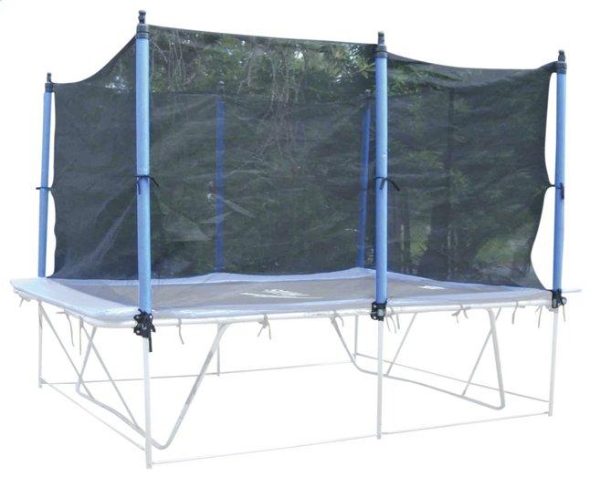 Afbeelding van Optimum veiligheidsnet voor trampoline 3,10 x 2,30 m from ColliShop