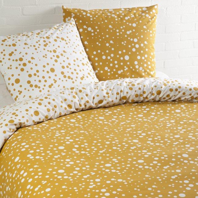 Afbeelding van Day Dream Dekbedovertrek Florieke geel katoen 200 x 220 cm from ColliShop