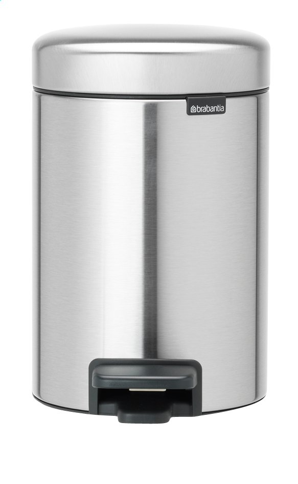Afbeelding van Brabantia Pedaalemmer newIcon matt steel FPP 3 l from ColliShop