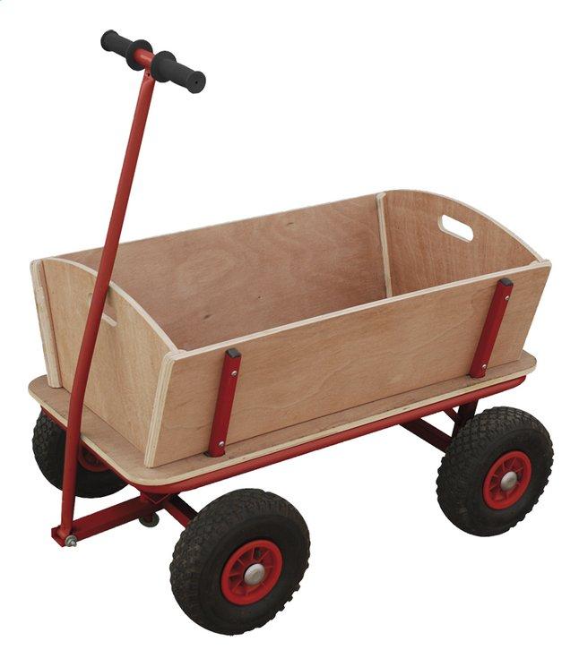 Image pour Chariot en bois à partir de ColliShop