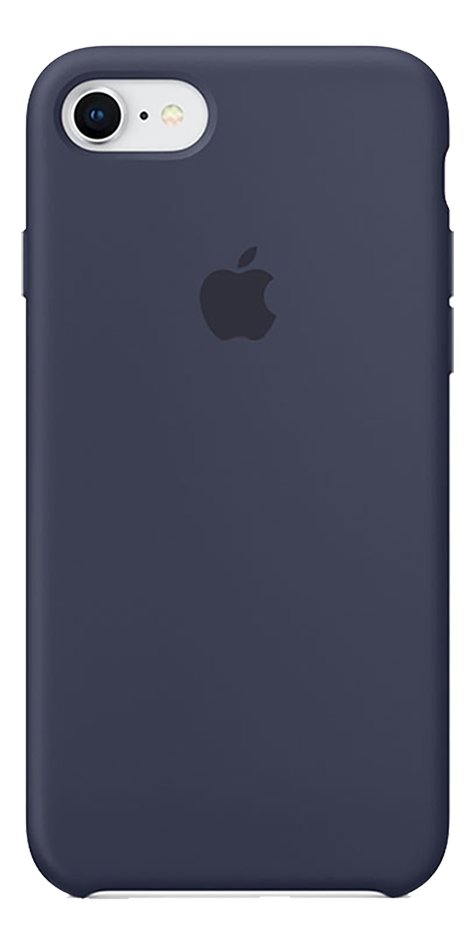 Image pour Apple coque en silicone pour iPhone 7/8 Midnight Blue à partir de ColliShop