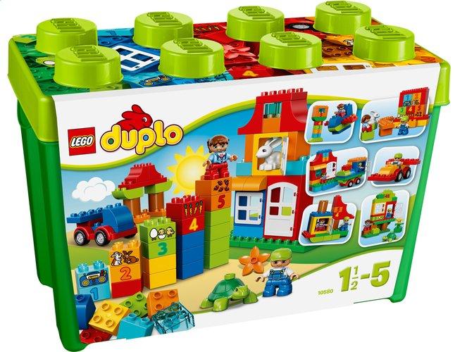 Afbeelding van LEGO DUPLO 10580 Deluxe bouwdoos from ColliShop