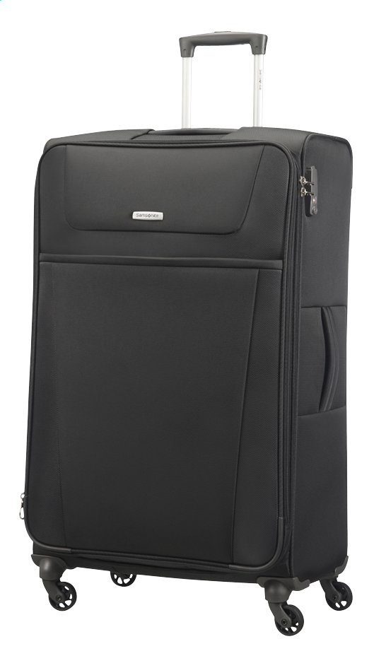 samsonite valise souple allegio black collishop. Black Bedroom Furniture Sets. Home Design Ideas