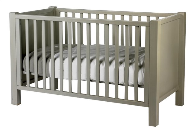 Afbeelding van Quax Babybed Marie-Sophie taupe from ColliShop