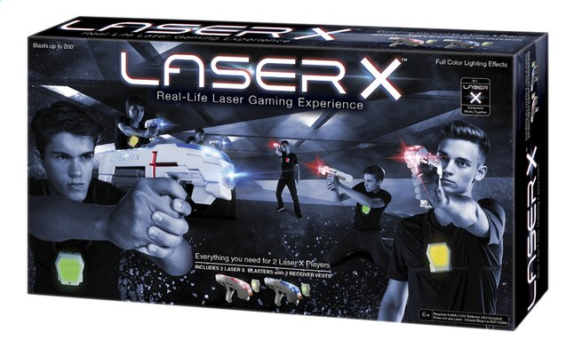 Afbeelding van Laser X Real-Life Laser Gaming Experience from ColliShop