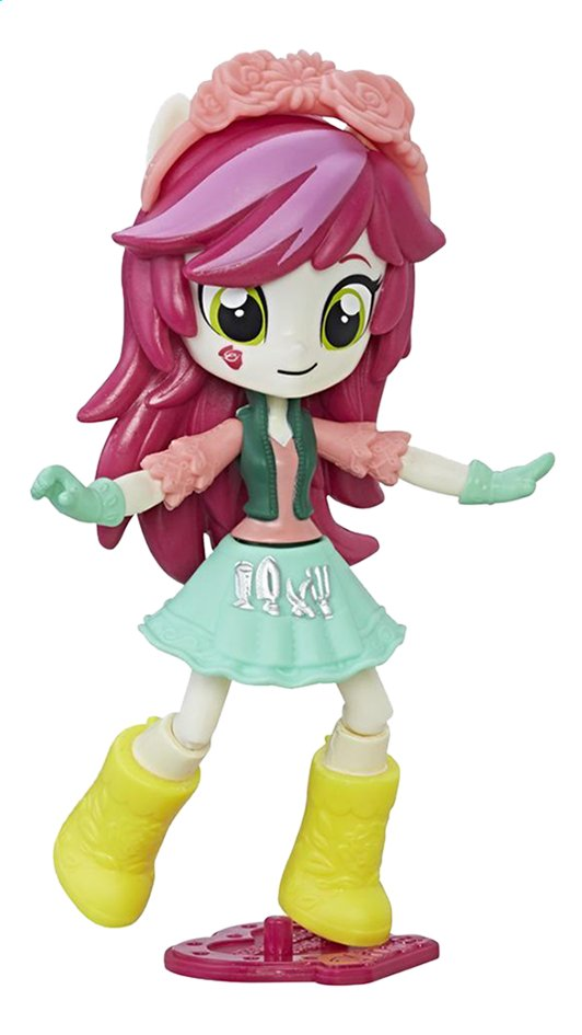 Image pour Mon Petit Poney Equestria Girls Minis Roseluck à partir de ColliShop
