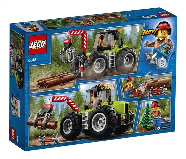 Forestier Lego Tracteur 60181 Le City IY9WDHE2