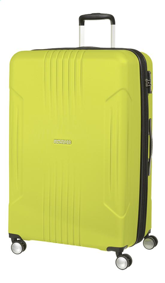 acheter en ligne 1a307 36b3b American Tourister Valise rigide Tracklite Spinner sunny lime 78 cm
