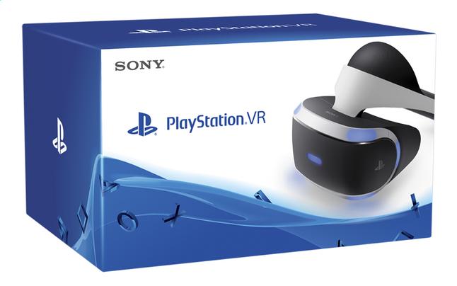 Image pour PlayStation casque de réalité virtuelle VR à partir de ColliShop