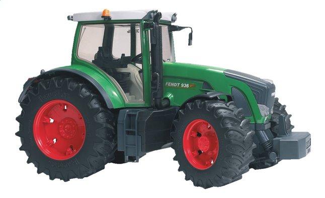 Afbeelding van Bruder tractor Fendt 936 groen from ColliShop