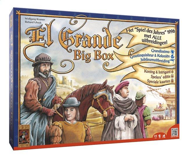 Image pour El Grande Big Box NL à partir de ColliShop
