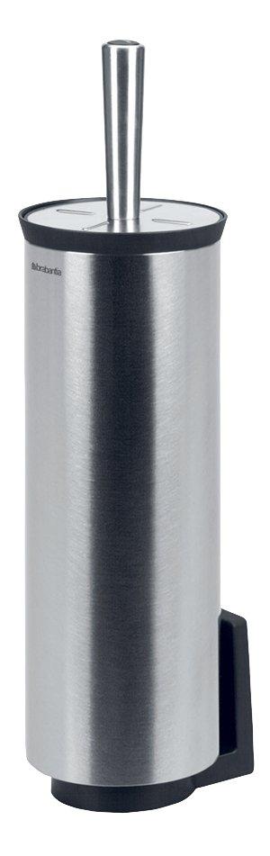 Brabantia brosse pour WC acier mat