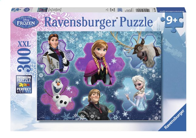 Afbeelding van Ravensburger XXL puzzel Disney Frozen from ColliShop