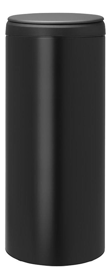 Afbeelding van Brabantia Afvalemmer FlipBin matt black 30 l from ColliShop