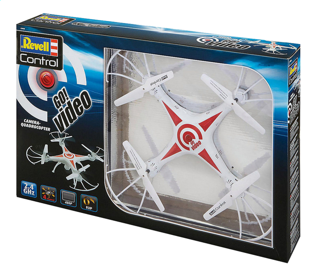 Afbeelding van Revell Control drone Go! Video from ColliShop