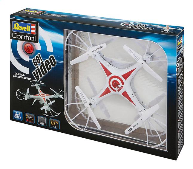 Image pour Revell Control drone Go! Video à partir de ColliShop
