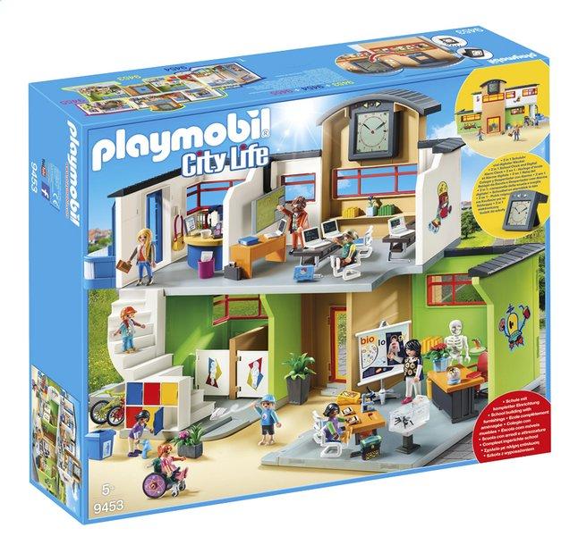Afbeelding van PLAYMOBIL City Life 9453 Ingerichte school from ColliShop