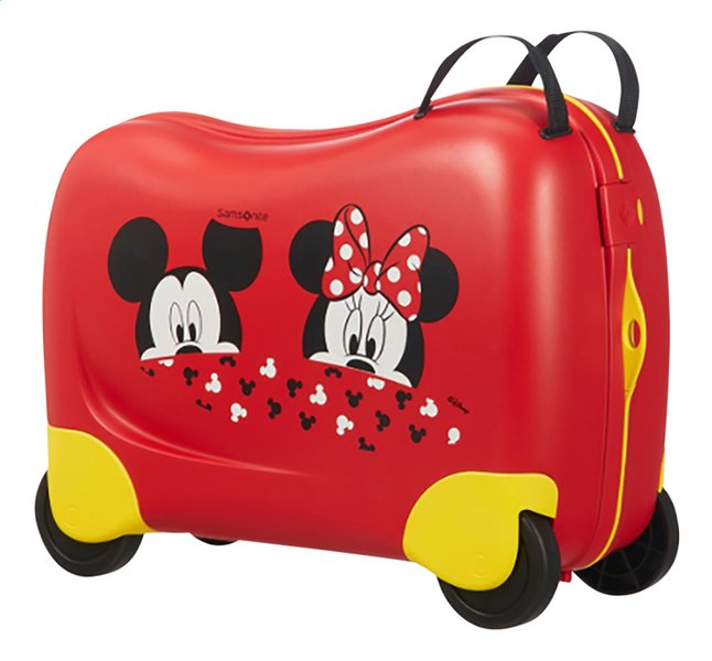 Image pour Samsonite valise rigide Dream Rider Disney Mickey Minnie 39 cm à partir de ColliShop