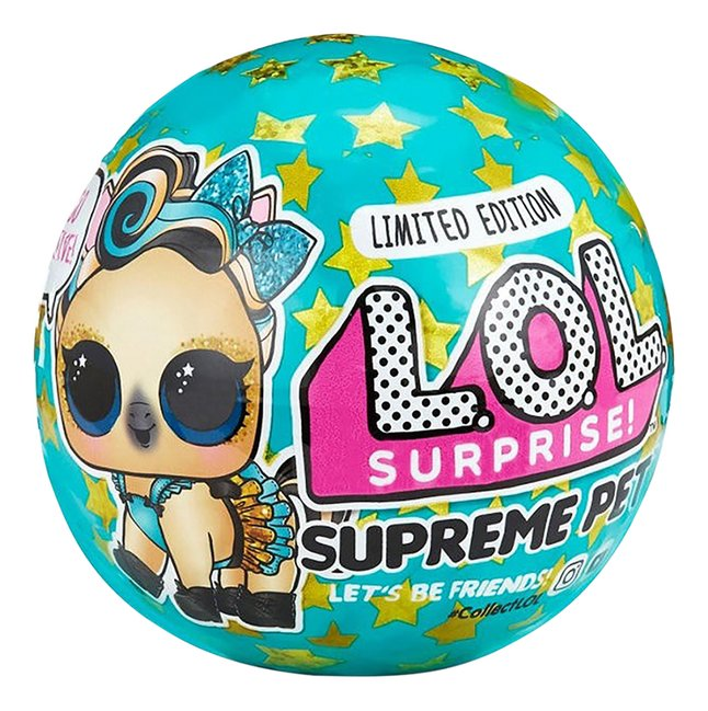 Minifigurine L.O.L. Surprise! Supreme Pet