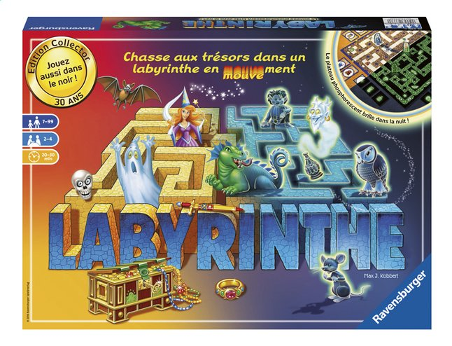 Afbeelding van Labyrinthe Édition Collector 30 ans FR from ColliShop