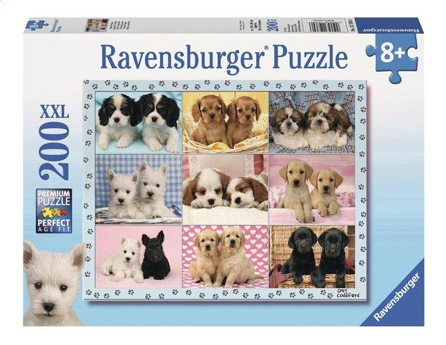 Afbeelding van Ravensburger XXL puzzel Snoezige pups from ColliShop