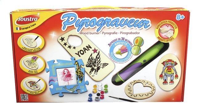 Image pour Joustra Pyrograveur à partir de ColliShop