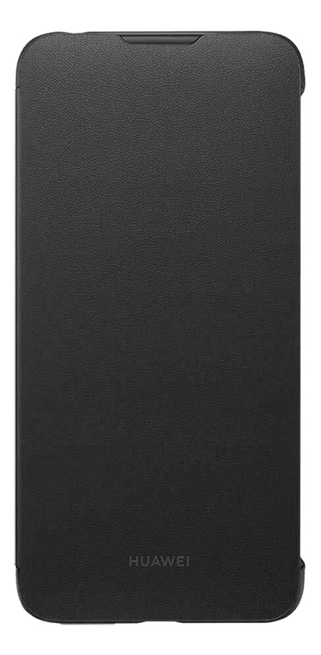 Afbeelding van Huawei foliocover voor Huawei Y7 2019 zwart from ColliShop