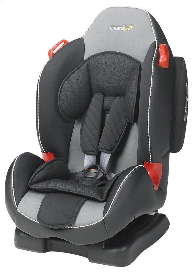 Image pour Dreambee Siège-auto Essentials Groupe 1/2 gris à partir de ColliShop