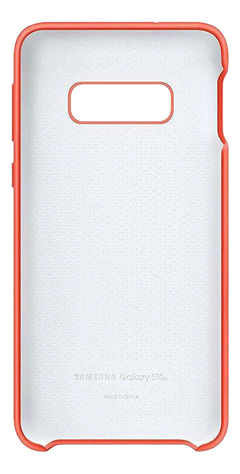 Afbeelding van Samsung cover Silicone voor Galaxy S10e roze from ColliShop