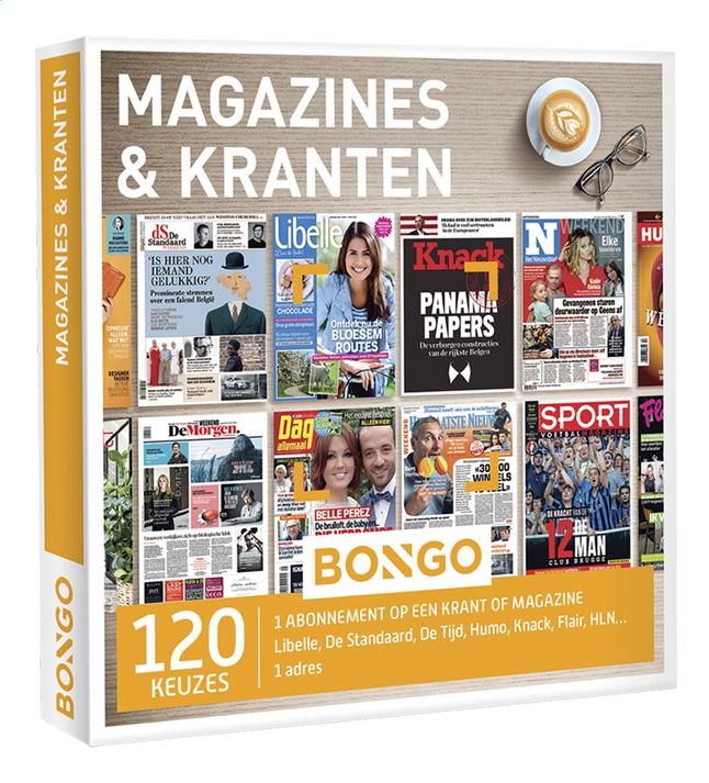 Afbeelding van Bongo Magazines & kranten from ColliShop