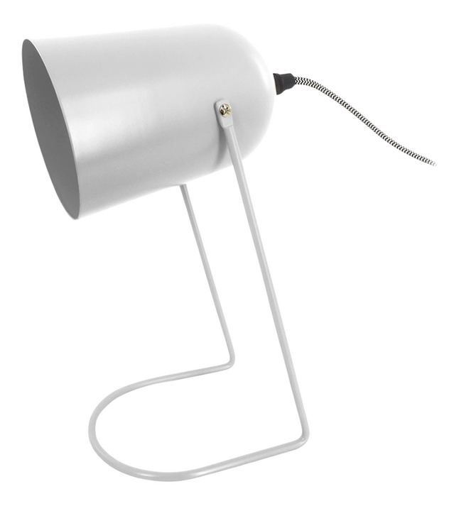 Bureaulamp Enchant Iron matt White