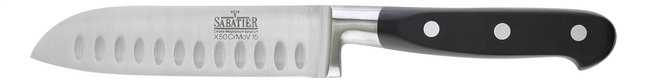Image pour Richardson Sheffield Couteau Santoku V. Sabatier 12,5 cm à partir de ColliShop