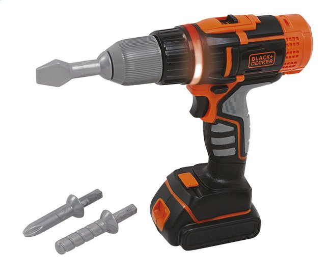 Image pour Smoby perceuse/visseuse Black & Decker à partir de ColliShop