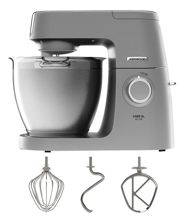 Image pour Kenwood Robot de cuisine Chef XL Elite KVL6300S à partir de ColliShop