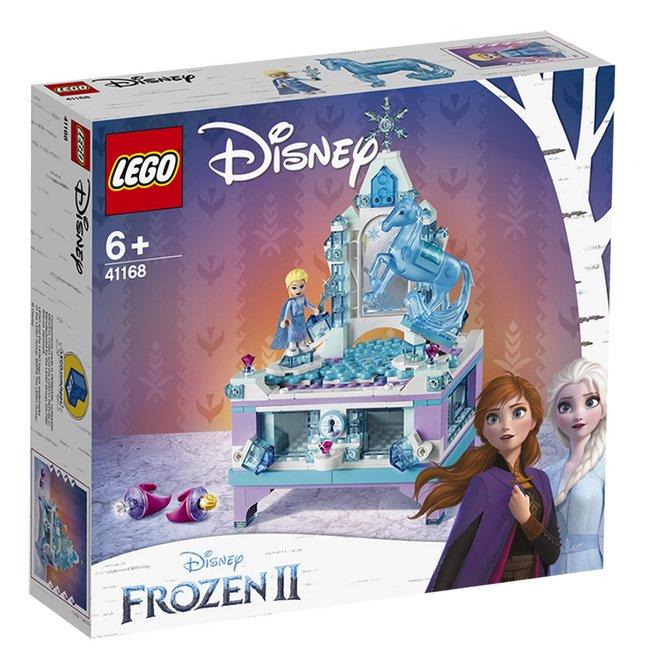 Image pour LEGO Disney Frozen 41168 La boîte à bijoux d'Elsa à partir de ColliShop