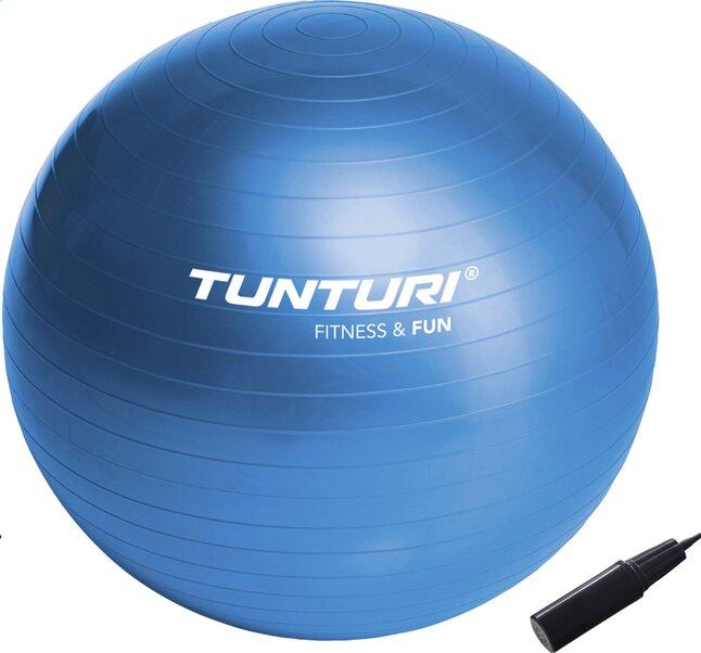 Afbeelding van Tunturi gymnastiekbal Fitness & Fun blauw from ColliShop