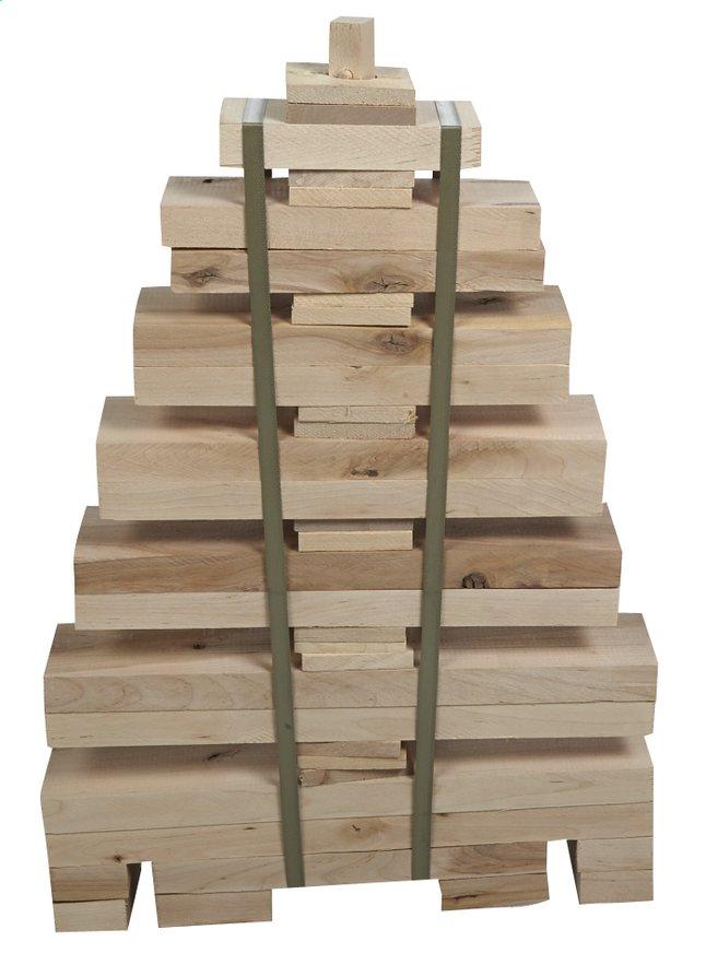 Image pour Sapin de Noël en bois 60 cm à partir de ColliShop